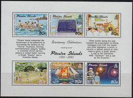 A5656 PITCAIRN ISLANDS 1991, SG 389a Bicentenary Pitcairn Islands Settlement (4th Issue)  MNH - Stamps
