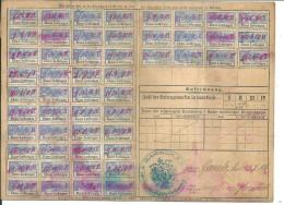 Point Retraite Alsace  1998 Garsch - Vecchi Documenti