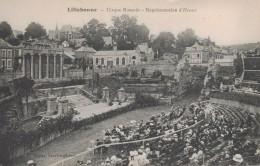 LILLEBONNE -76- CIRQUE ROMAIN REPRESENTATION D'HORACE - Lillebonne