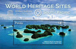 Palau-2015-UN World Heritage Sites Of South Pacific - Palau