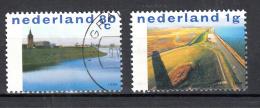 Nederland 1998 NVPH Nr 1765 - 1766  Michel 1661 - 1662  Waterland: Waal Bij Deest En Oosterschelde - Oblitérés