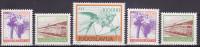 YUGOSLAVIA 1989. Definitive, MNH (**), Mi 2389/91 A, C - Neufs