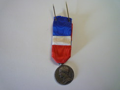 MEDAILLE  Du  TRAVAIL  1976   - Other Collections
