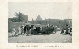 ALGERIE(BISKRA) AUTOMOBILE - Biskra