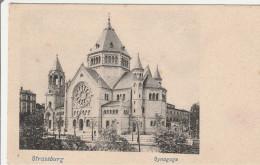 Strasbourg - Synagogue Synagoge - Judaica - Strasbourg