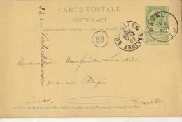 Carte Postale Wavre Bruxelles Lambrichs - Belgique