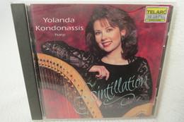 "CD ""Yolanda Kondonassis"" Scintillation (Harp/Harfe) - Klassik"