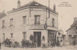78 (  Grande Rue  Devanture De La Bourellerie ) Carte Rare - Plaisir