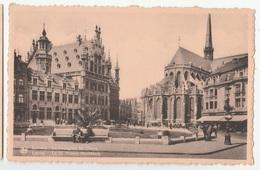 LEUVEN LOUVAIN - DE ST. PIETERS HOOFDKERK - LA COLLEGIALE ST. PIERRE F/P DATATA 1953 MA NON VIAGGIATA - Leuven