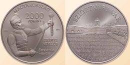 "Hungary 2000 Forint 2016 ""Castle Of Szigetvar"" BU - Hongrie"