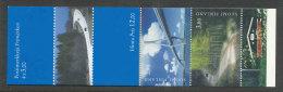 FINLANDE - 1999 - CARNET  YT C1435 - Facit H44 - Neuf ** MNH - Ponts Et Chaussées - Markenheftchen