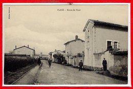 71 - FLACE --  Route De Flacé - Autres Communes