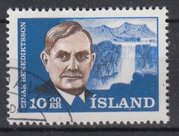 IJSLAND - Michel - 1965 - Nr 397 - Gest/Obl/Us - 1944-... Republik