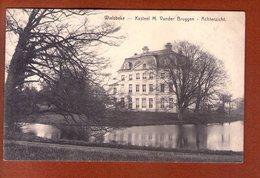 1 Cpa Wielsbeke Kasteel M Vander Bruggen - Wielsbeke