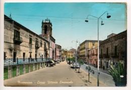 MAZZARINO (CL) CORSO VITTORIO EMANUELE 1968 - Catania