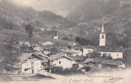 16U - 73 - Sainte-Foy - Savoie - Vue Générale - France