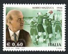 Rugby Italie Mario Mazzuca 2010 N° 3180 - Rugby