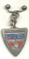 CHAUSSON PEQUEÑA LOCALIDAD DEPARTAMENTO DE ORNE FRANCIA RARA MEDALLA CIRCA 1920 TBE - Tourist