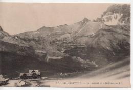 CPA.05.Le Dauphiné.Le Lautaret Et Le Galibier. - Autres Communes