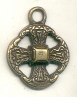 THE CANTERBURY CROSS NUMERATED MEDAL ENGLAND 1900s TBE RARE - Professionals/Firms