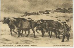 AGRICULTURE - Salon 1931 - La Moisson En DORDOGNE - Mme De Liniers - Culturas