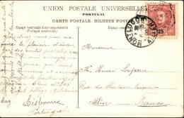 PORTUGAL - Oblitération De Lisbonne  Sur Carte Postale Pour La France - A Voir- L 5094 - Lettres & Documents