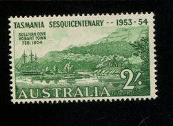 408040613 DB 1953 AUSTRALIE  POSTFRIS MINT NEVER HINGED  POSTFRISCH EINWANDFREI YVERT 205 - 1952-65 Elizabeth II: IEmissione Prima Decimali