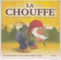 Brasserie D'Achouffe - La Couffe/McChouffe - Ongebruikt Exemplaar - Bierviltjes