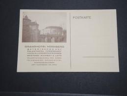 ALLEMAGNE - Carte Postale De Nürnberg , Grand Hôtel - A Voir - L 5101 - Nuernberg