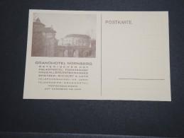 ALLEMAGNE - Carte Postale De Nürnberg , Grand Hôtel - A Voir - L 5102 - Nuernberg