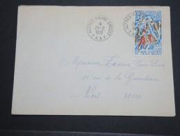 T.A.A.F. - Oblitération Alfred Faure Crozet Sur Enveloppe En 1978, Affranchissement Plaisant  - A Voir - L 5109 - Terres Australes Et Antarctiques Françaises (TAAF)