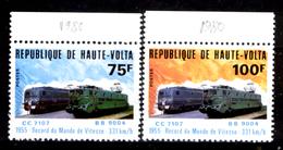 Alto-Volta-006 Valori Emessi Nel 1980 (++) MNH - Privi Di Difetti Occulti. - Alto Volta (1958-1984)