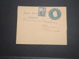 ARGENTINE - Entier Postal + Complément Pour La France En 190.. - A Voir - L 5113 - Entiers Postaux