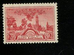 408047208 DB 1936  AUSTRALIE  POSTFRIS MINT NEVER HINGED  POSTFRISCH EINWANDFREI YVERT 107 108 109 - 1937-52 George VI