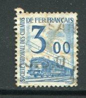 FRANCE- Petit Colis Postaux Y&T N°43- Oblitéré - Parcel Post
