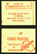 FRANCE - CARNET YT 1973-C1a - FERME - GOMME MATE - Carnets