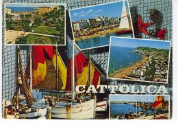 CATTOLICA VEDUTE 1971   L227 - Rimini