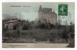 25  BAUME-LES-DAMES  -  Château Hugon - Baume Les Dames