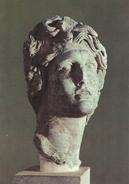 Rhodes  Greece. La Testa Di Apollo.    # 05247 - Sculpturen