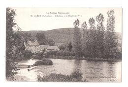 CPA 14  CLECY - N° 35 - L'Ecluse Et Le Moulin Du Vey - Clécy