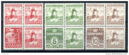 1937 DANIMARCA SET * - Unused Stamps