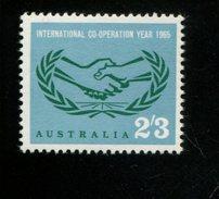 408053980 DB 1965 AUSTRALIE  POSTFRIS MINT NEVER HINGED  POSTFRISCH EINWANDFREI YVERT 318 - Nuovi