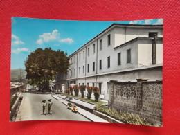 Caserta Scuola Truppe Corazzate 1960 Animata - Andere Steden