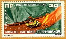 Nouvelle-Calédonie 1964 Pa 74 Avec Charnière - Luchtpost