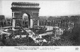 B27669 Les Fêtes De La Victoire  14 Juillet 1919 - Zonder Classificatie