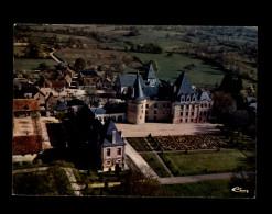 36 - AZAY-LE-FERRON - Vue Aérienne - Chateau - France