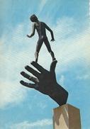 God`s Hand.  Millesgården  Sweden   # 05275 - Sculptures