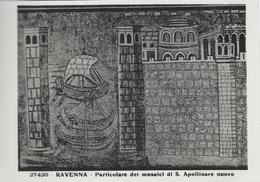 Ravenna - Particulare Dei Musaici Di S. Apollinare Nuovo .# 05277 - Sculptures