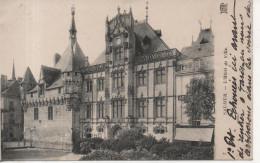 CPA - SAUMUR - L'HOTEL DE VILLE - N. D. - 7 - T. B. E. - Saumur