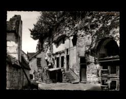 37 - Habitations Troglodytes - France